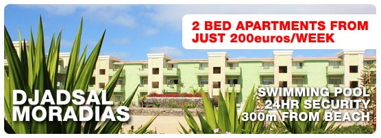 Djadsal Moradias - Apartments available short term